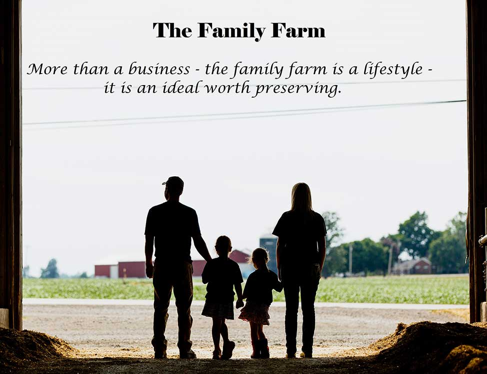 Family Owned Farm